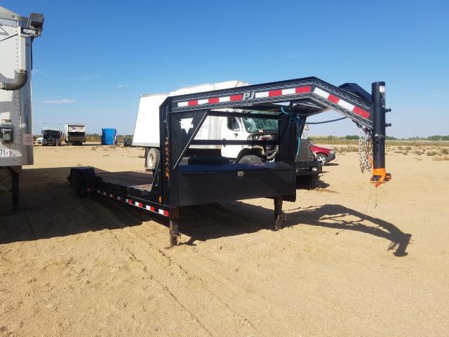 Pjtm Trailer salvage cars for sale: 2014 Pjtm Trailer