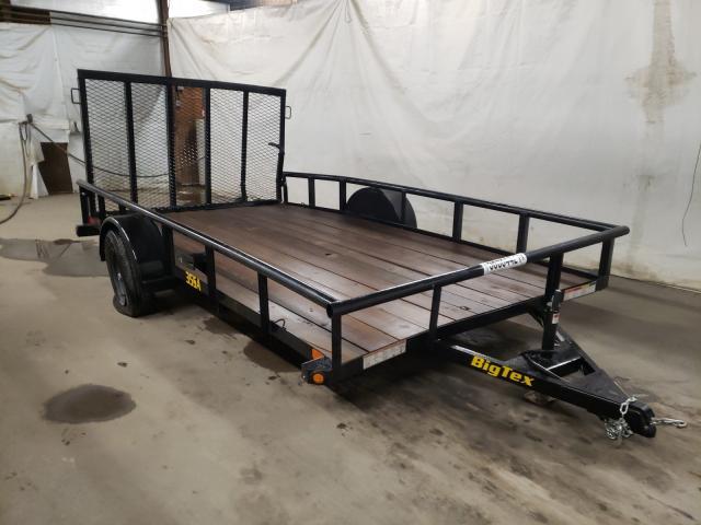 Big Tex salvage cars for sale: 2021 Big Tex Utlty