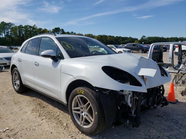 Porsche Macan salvage cars for sale: 2021 Porsche Macan