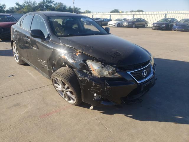 Vehiculos salvage en venta de Copart Wilmer, TX: 2008 Lexus IS 250