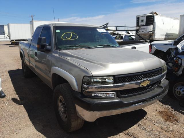Salvage cars for sale at Phoenix, AZ auction: 2001 Chevrolet Silverado