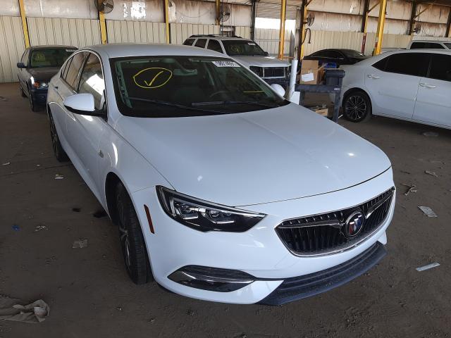 Salvage cars for sale at Phoenix, AZ auction: 2018 Buick Regal Esse