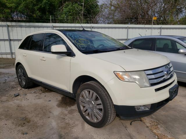 Salvage cars for sale from Copart Corpus Christi, TX: 2008 Ford Edge Limited