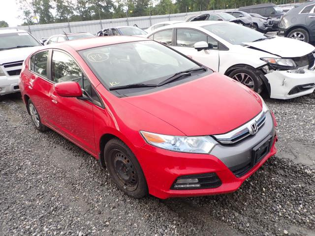 Honda Insight salvage cars for sale: 2013 Honda Insight