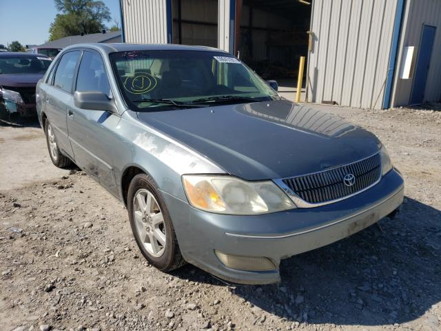 Salvage cars for sale from Copart Sikeston, MO: 2001 Toyota Avalon XL