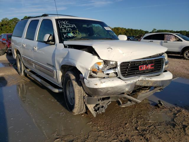 Salvage cars for sale from Copart Houston, TX: 2001 GMC Yukon XL C
