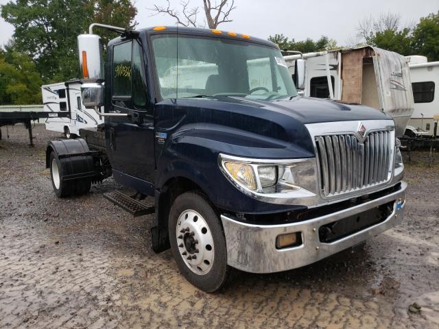 Vehiculos salvage en venta de Copart Central Square, NY: 2013 International Terrastar