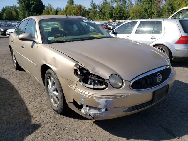 Salvage cars for sale from Copart Portland, OR: 2005 Buick Lacrosse C