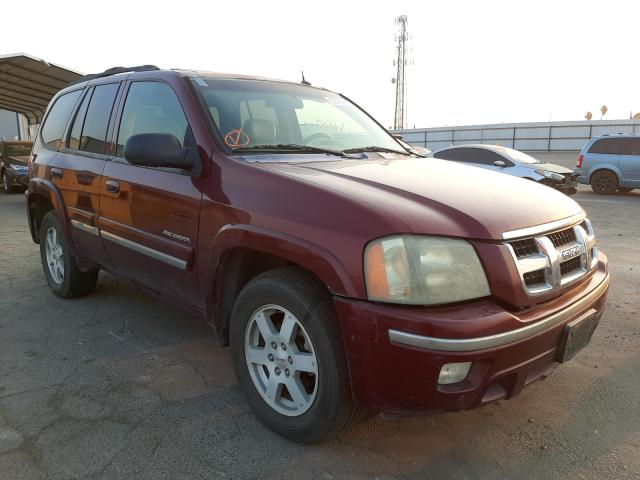 Isuzu Vehiculos salvage en venta: 2004 Isuzu Ascender S