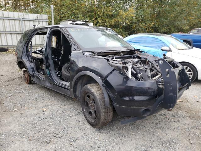 Salvage cars for sale from Copart Arlington, WA: 2013 Ford Explorer P
