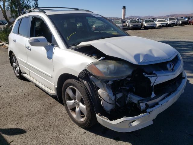 Vehiculos salvage en venta de Copart Martinez, CA: 2007 Acura RDX Techno