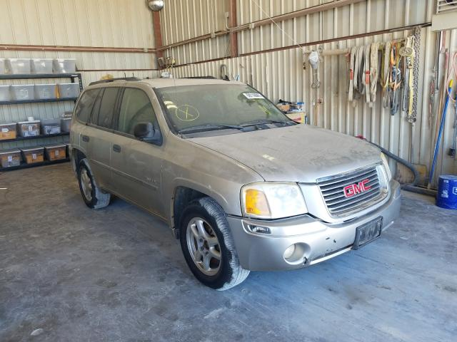Salvage cars for sale from Copart Abilene, TX: 2006 GMC Envoy