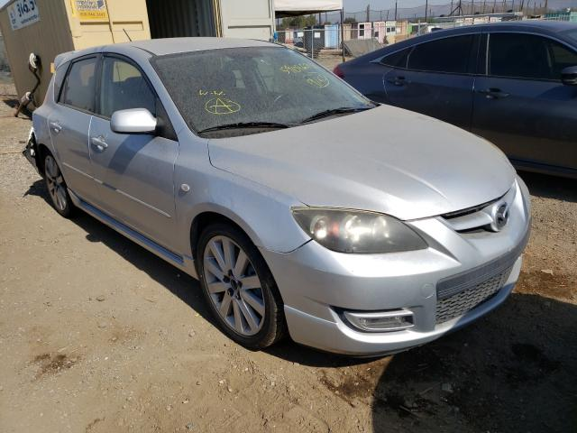 Salvage cars for sale from Copart San Martin, CA: 2007 Mazda Speed 3