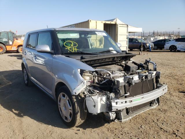 Salvage cars for sale from Copart San Martin, CA: 2014 Scion XB