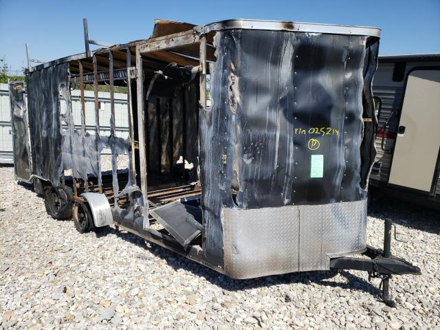 Doolittle salvage cars for sale: 2017 Doolittle Cargo TRL