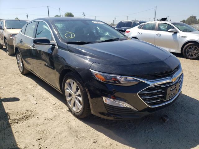 Vehiculos salvage en venta de Copart Los Angeles, CA: 2020 Chevrolet Malibu LT