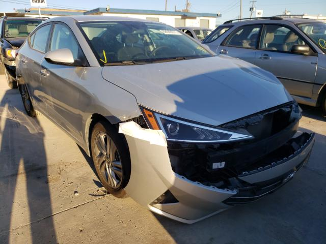 2019 Hyundai Elantra SE en venta en Grand Prairie, TX