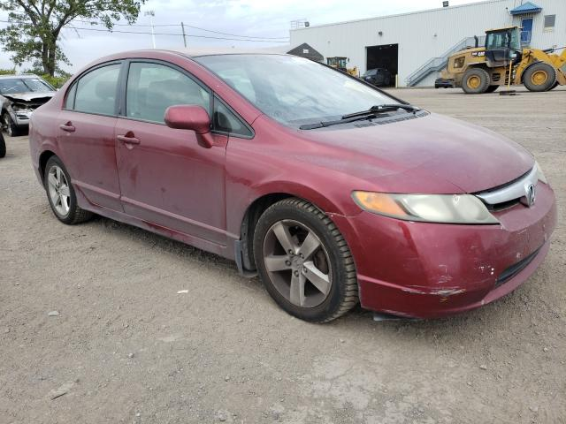 Salvage cars for sale at Montreal Est, QC auction: 2006 Honda Civic LX