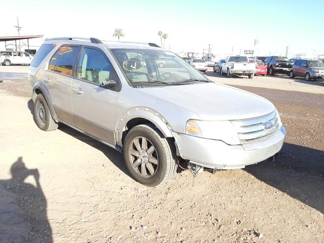Salvage cars for sale from Copart Phoenix, AZ: 2008 Ford Taurus X S