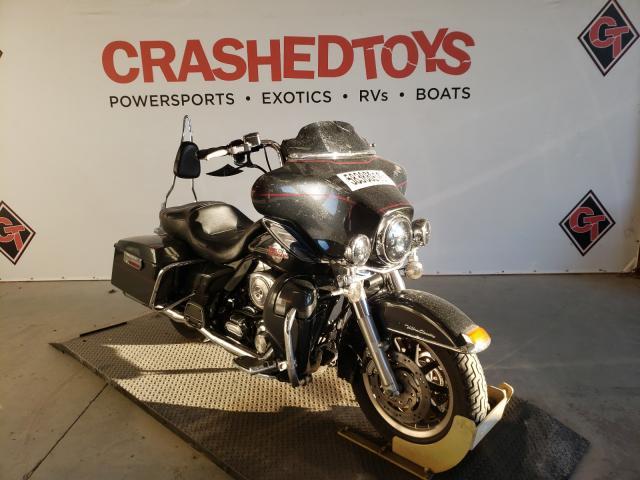 Vehiculos salvage en venta de Copart Sikeston, MO: 2006 Harley-Davidson Flhtcui