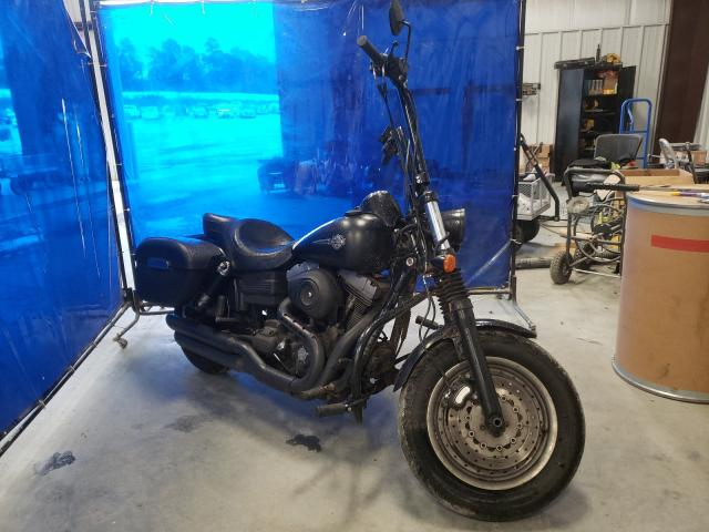 Salvage motorcycles for sale at Spartanburg, SC auction: 2009 Harley-Davidson Fxdf