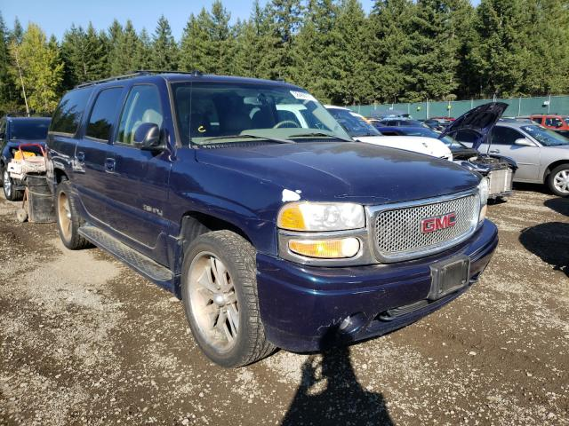 Salvage cars for sale from Copart Graham, WA: 2005 GMC Yukon XL D