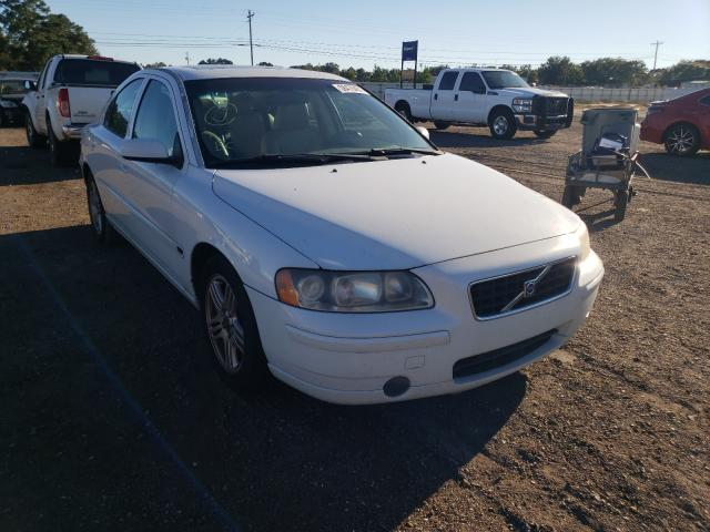 Salvage cars for sale from Copart Newton, AL: 2006 Volvo V60