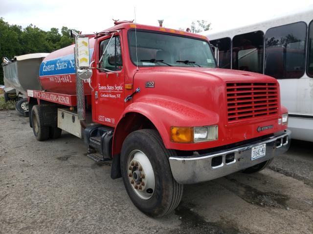 Vehiculos salvage en venta de Copart Marlboro, NY: 1999 International 4000 4900