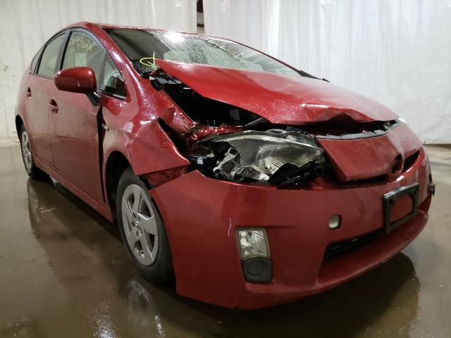 Salvage cars for sale from Copart Central Square, NY: 2011 Toyota Prius