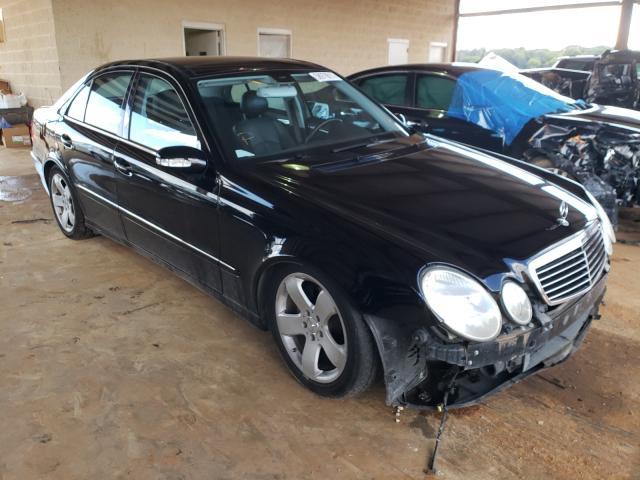 Mercedes-Benz salvage cars for sale: 2004 Mercedes-Benz E 320