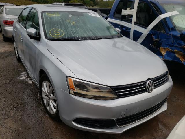 Vehiculos salvage en venta de Copart Chalfont, PA: 2013 Volkswagen Jetta SE