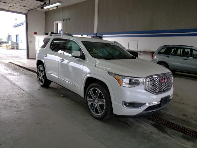 GMC Acadia DEN salvage cars for sale: 2018 GMC Acadia DEN