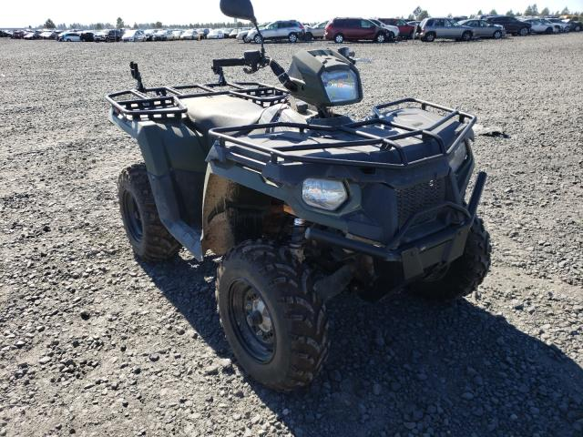 Salvage cars for sale from Copart Airway Heights, WA: 2020 Polaris Sportsman