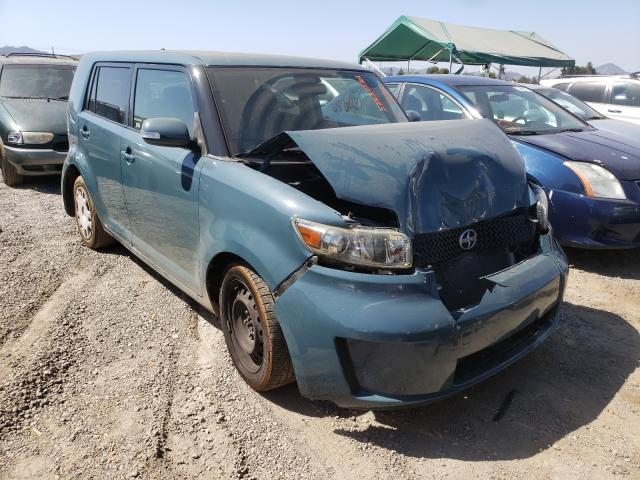 Salvage cars for sale from Copart San Martin, CA: 2008 Scion XB