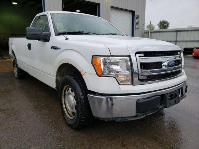 Salvage cars for sale from Copart Central Square, NY: 2013 Ford F150
