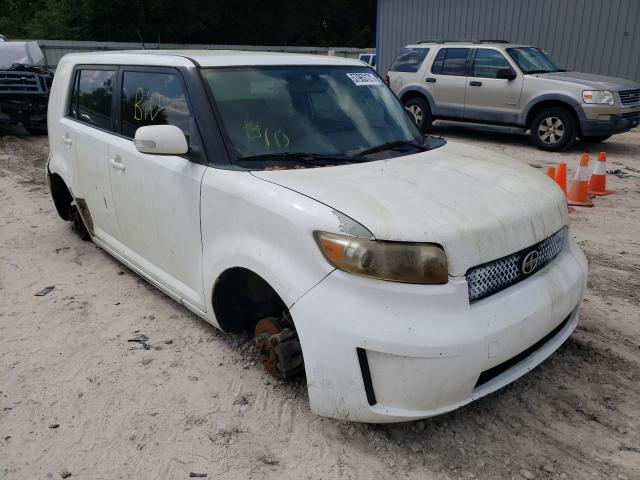 Salvage cars for sale from Copart Midway, FL: 2008 Scion XB