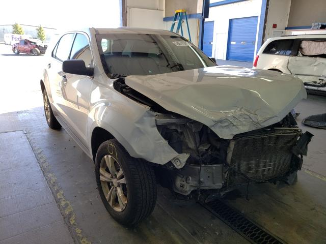 Salvage cars for sale from Copart Pasco, WA: 2016 Chevrolet Equinox LS