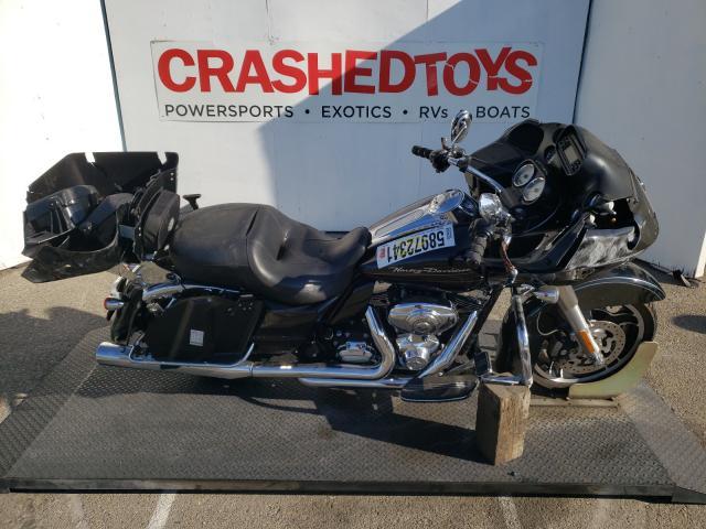Harley-Davidson salvage cars for sale: 2013 Harley-Davidson Fltrx Road