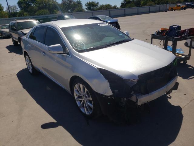 Vehiculos salvage en venta de Copart Wilmer, TX: 2016 Cadillac XTS Luxury