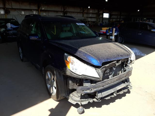 Salvage cars for sale from Copart Phoenix, AZ: 2011 Subaru Outback 2