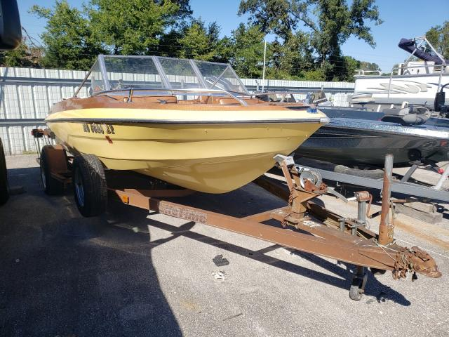 Glastron salvage cars for sale: 1979 Glastron Boat