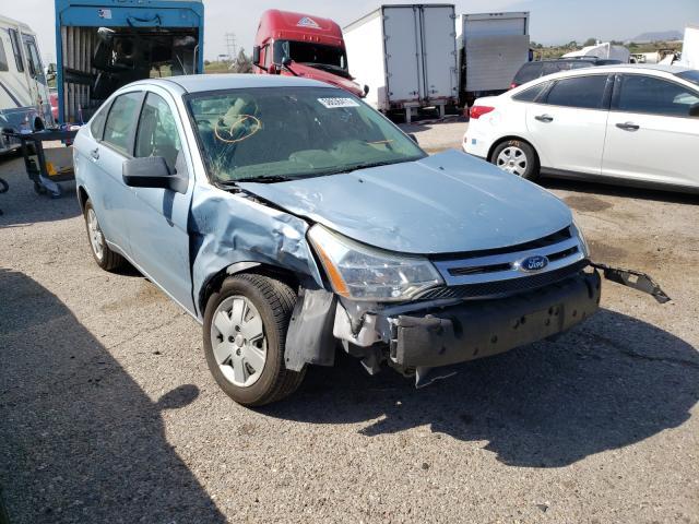 Salvage cars for sale at Tucson, AZ auction: 2008 Ford Focus SE/S