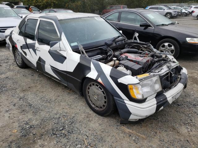 Vehiculos salvage en venta de Copart Arlington, WA: 1995 Mercedes-Benz E 320 Base