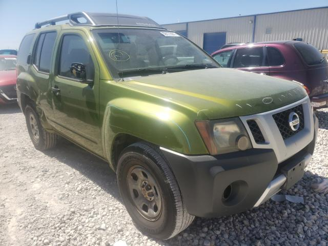 Salvage cars for sale from Copart Haslet, TX: 2011 Nissan Xterra OFF