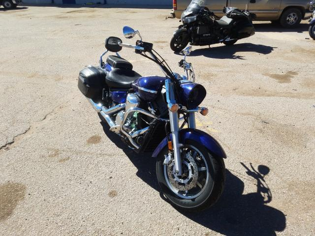 Salvage cars for sale from Copart Colorado Springs, CO: 2007 Yamaha XVS1300 A