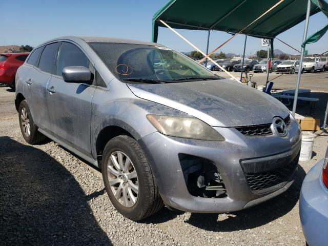 Salvage cars for sale from Copart San Martin, CA: 2010 Mazda CX-7