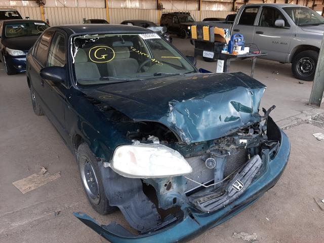 Salvage cars for sale from Copart Phoenix, AZ: 2000 Honda Civic LX