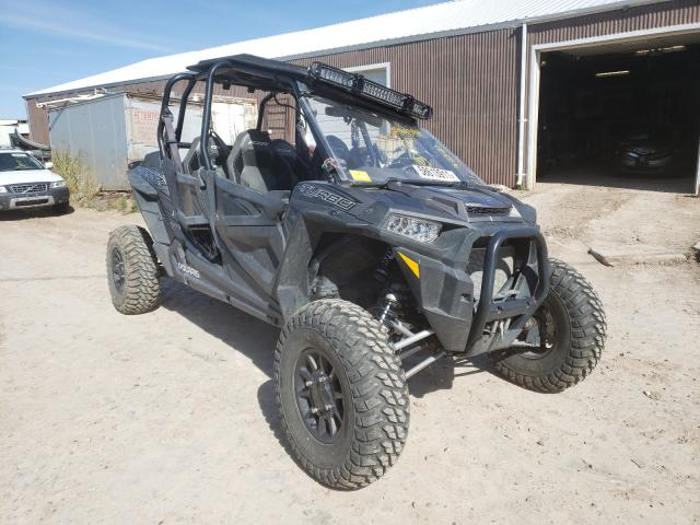 Salvage cars for sale from Copart Billings, MT: 2017 Polaris RZR XP 4 T