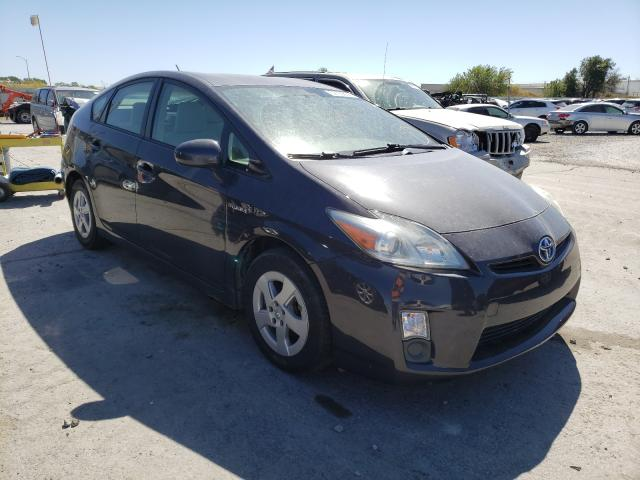 Salvage cars for sale from Copart Tulsa, OK: 2011 Toyota Prius