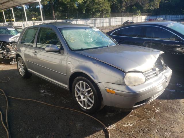 Salvage cars for sale from Copart Austell, GA: 2003 Volkswagen GTI